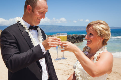 A Toast to Love & Laughter , Extra Services - Married with Aloha, Hawaii, Married with Aloha, Hawaii - 8