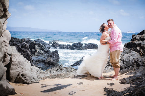 Oneloa Bay, West Maui , Locations - Married with Aloha, Hawaii, Married with Aloha, Hawaii - 5