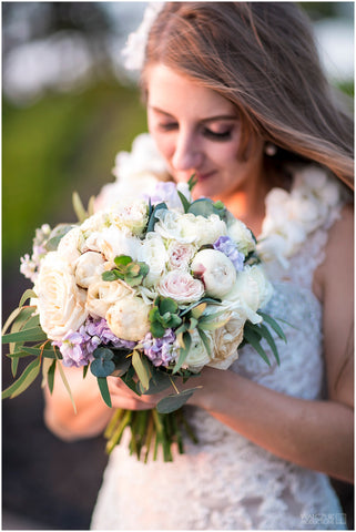 Brides Nosegay Wedding Bouquet (Popular)