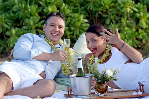 """The Paparazzi Proposal"" Engagement Package 