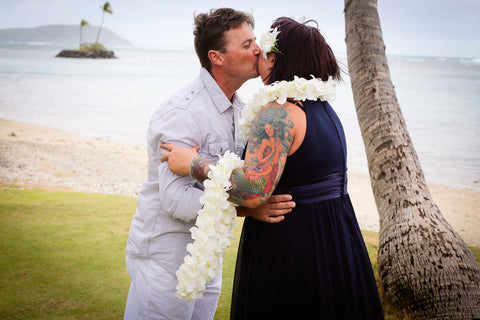 """Together Forever"" Vow Renewal Package 