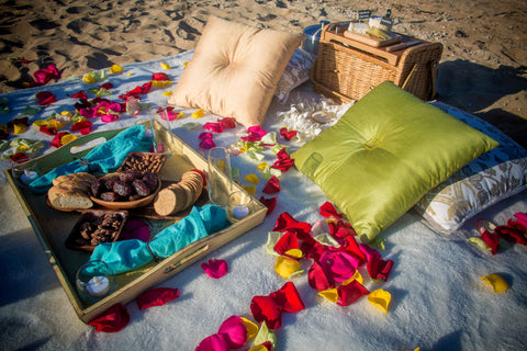 """The Picnic Proposal"" Engagement Package , Event Packages - Hawaii Weddings, Married with Aloha, Hawaii - 16"