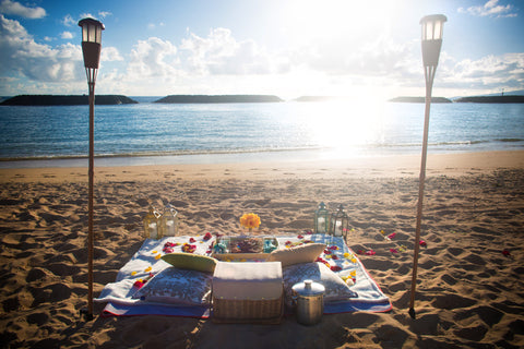"""The Picnic Proposal"" Engagement Package , Event Packages - Hawaii Weddings, Married with Aloha, Hawaii - 19"