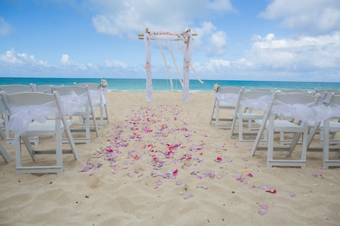 Wai'alae Beach Park | Oahu | Hawaii Beach Weddings & Elopements | Married with Aloha, LLC
