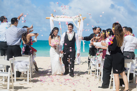 """Arch and Chairs"" Wedding Package (Oahu Only)"