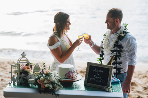"""I Do For Two"" Elopement Package"