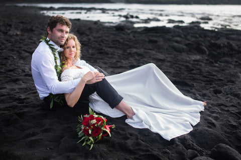 Punalu'u Beach | Black Sands