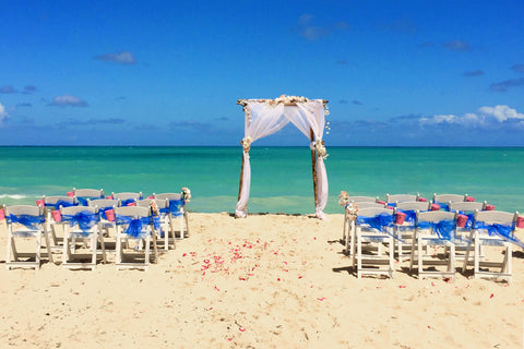 Arch and Chairs Setup , Extra Services - Married with Aloha, Hawaii, Married with Aloha, Hawaii - 1