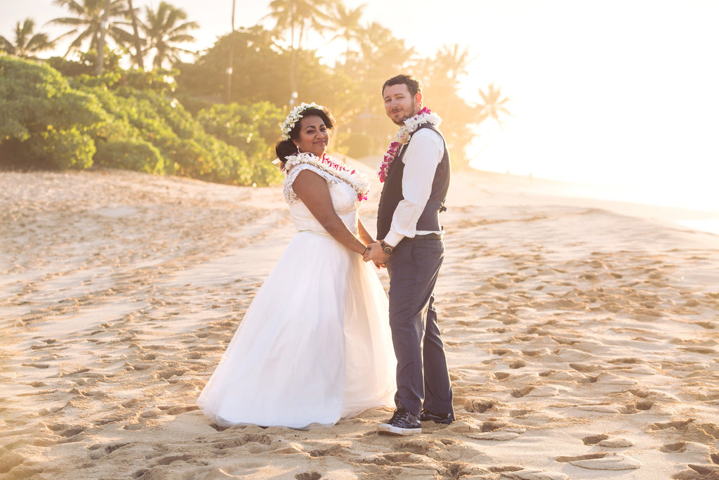 Get Married On Sunset Beach Oahu S Famed North Shore