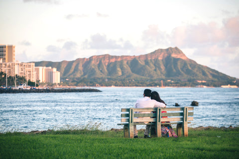 Magic Island Lagoon , Locations - Married with Aloha, Hawaii, Married with Aloha, Hawaii - 10