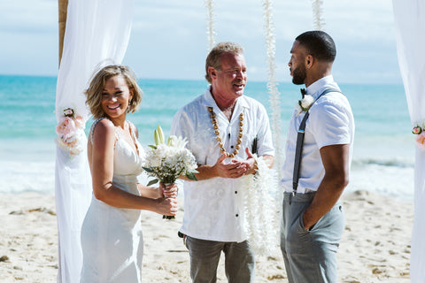 """Arch and Chairs"" Wedding Package 