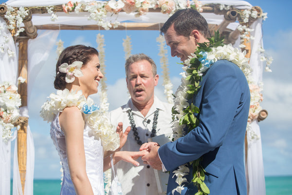 how to get married in hawaii fast