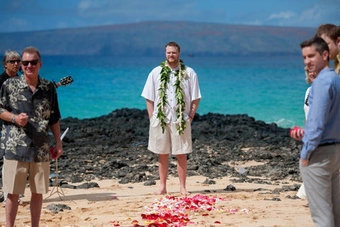 Makena Cove, South Maui , Locations - Hawaii Weddings, Married with Aloha, Hawaii - 11