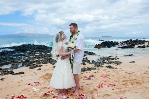 Makena Cove, South Maui , Locations - Hawaii Weddings, Married with Aloha, Hawaii - 9