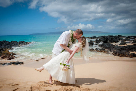 Makena Cove, South Maui , Locations - Hawaii Weddings, Married with Aloha, Hawaii - 7