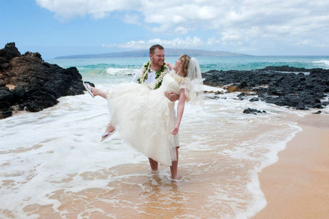 Makena Cove, South Maui , Locations - Hawaii Weddings, Married with Aloha, Hawaii - 8