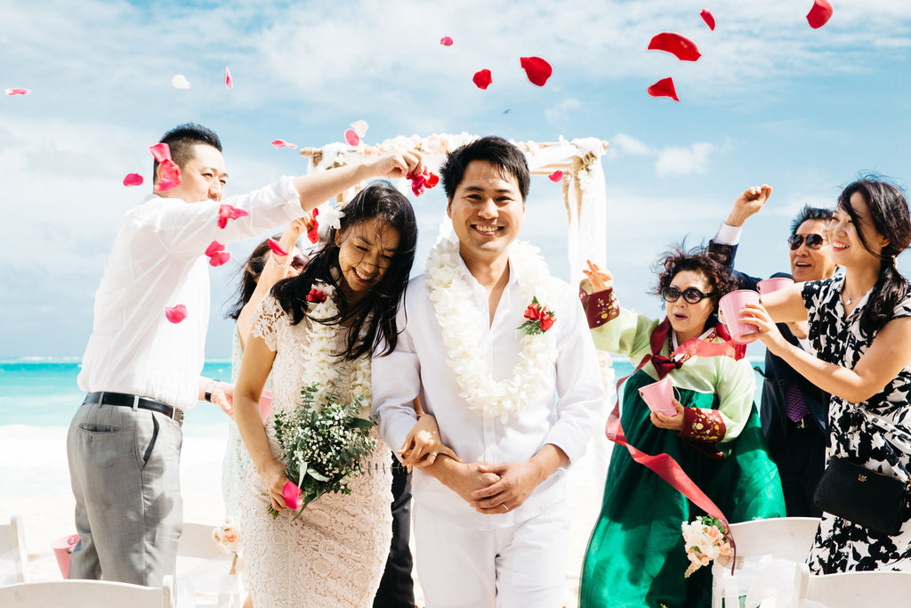"Flower ""Confetti"" Shower 