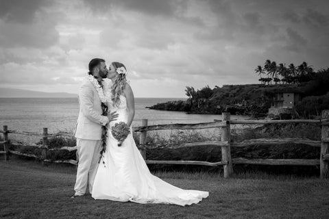 Kapalua Bay, West Maui , Locations - Hawaii Weddings, Married with Aloha, Hawaii - 7