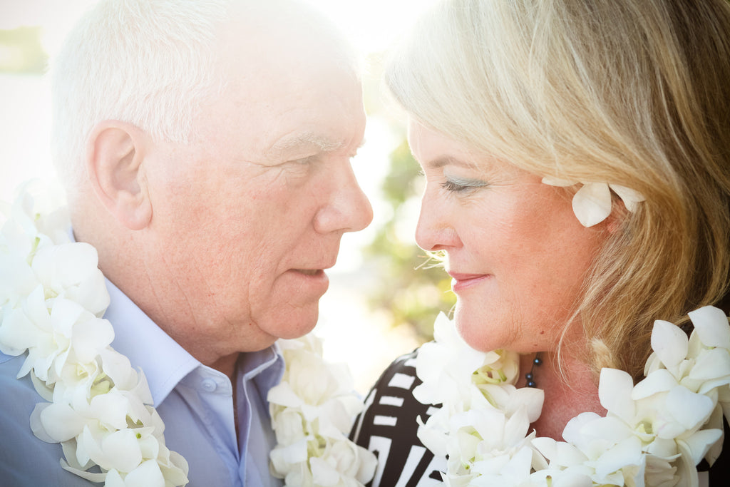 """Forever Yours"" Vow Renewal Package 