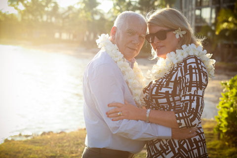 """Forever Yours"" Vow Renewal Package , Event Packages - Hawaii Weddings, Married with Aloha, Hawaii - 2"