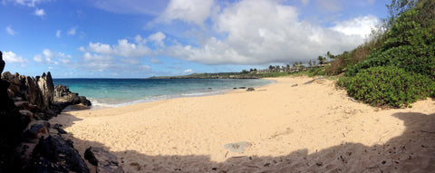 Oneloa Bay, West Maui , Locations - Married with Aloha, Hawaii, Married with Aloha, Hawaii - 18