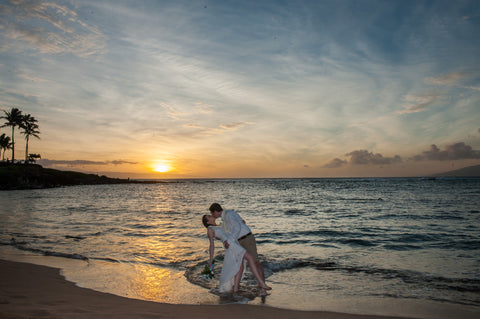 Kapalua Bay | West Maui | Hawaii Beach Weddings & Elopements | Married with Aloha, LLC