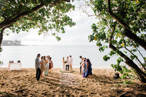 """I Do For Two"" Elopement Package 