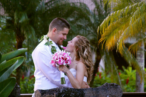 """Eternal Love"" Vow Renewal Package"