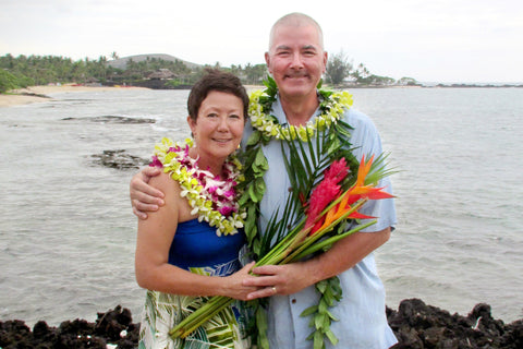 """Forever Yours"" Vow Renewal Package , Event Packages - Hawaii Weddings, Married with Aloha, Hawaii - 3"