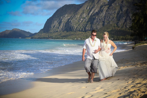Waimanalo Bay Beach, Oahu , Locations - Married with Aloha, Hawaii, Married with Aloha, Hawaii - 11