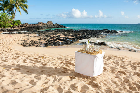 Makena Cove, South Maui , Locations - Hawaii Weddings, Married with Aloha, Hawaii - 3