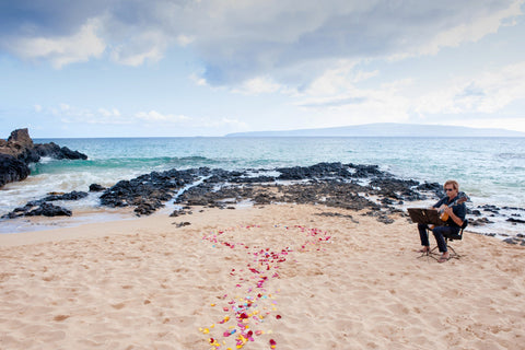 Makena Cove, South Maui , Locations - Hawaii Weddings, Married with Aloha, Hawaii - 5