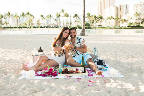 """The Paradise Proposal"" Engagement Package , Event Packages - Hawaii Weddings, Married with Aloha, Hawaii - 7"