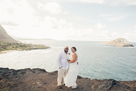 Makapu'u Beach | Oahu | Hawaii Beach Weddings & Elopements | Married with Aloha, LLC