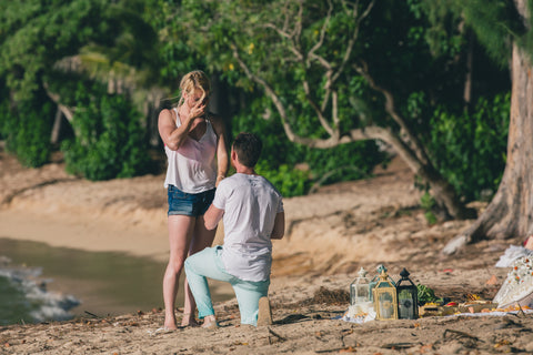 """The Paradise Proposal"" Engagement Package , Event Packages - Hawaii Weddings, Married with Aloha, Hawaii - 4"