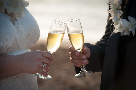 A Toast to Love & Laughter , Extra Services - Married with Aloha, Hawaii, Married with Aloha, Hawaii - 5