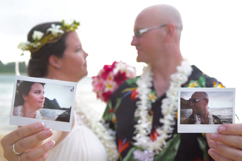 A Polaroid Moment , Extra Services - Married with Aloha, Hawaii, Married with Aloha, Hawaii - 8