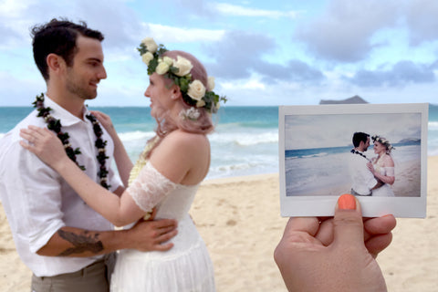 A Polaroid Moment , Extra Services - Married with Aloha, Hawaii, Married with Aloha, Hawaii - 4