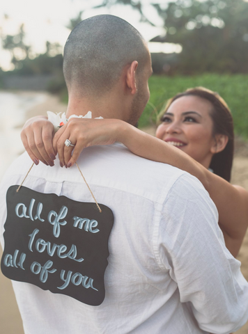 """The Paradise Proposal"" Engagement Package"