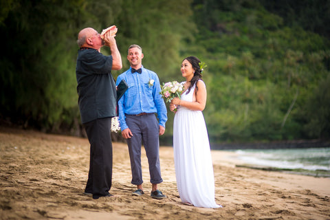 """Just The Two Of Us"" Elopement Package 