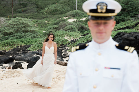 "A ""First Look"" Photoshoot 