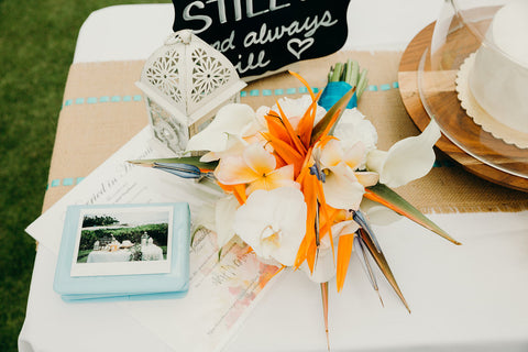 A Polaroid Moment | Hawaii Beach Weddings & Elopements | Married with Aloha, LLC