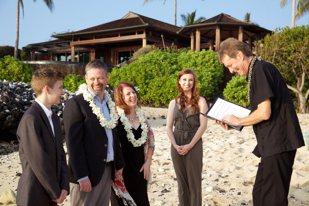 """Magical Memories"" Vow Renewal Package , Event Packages - Married with Aloha, Hawaii, Married with Aloha, Hawaii - 1"