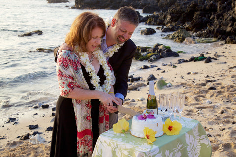 """Magical Memories"" Vow Renewal Package , Event Packages - Married with Aloha, Hawaii, Married with Aloha, Hawaii - 6"