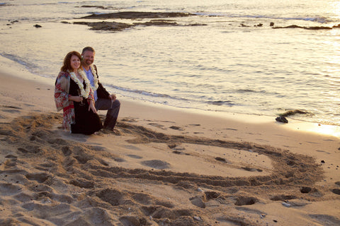 """Magical Memories"" Vow Renewal Package , Event Packages - Married with Aloha, Hawaii, Married with Aloha, Hawaii - 7"