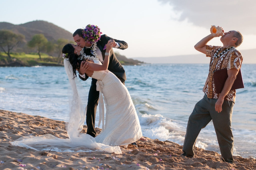 San Diego Beach Wedding Packages | Just The Two Of Us Wedding Package W Beach Location Married