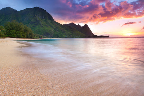 Tunnels Beach | North Kauai