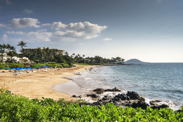 Get Married In MAUI... Polo Beach Wedding Location