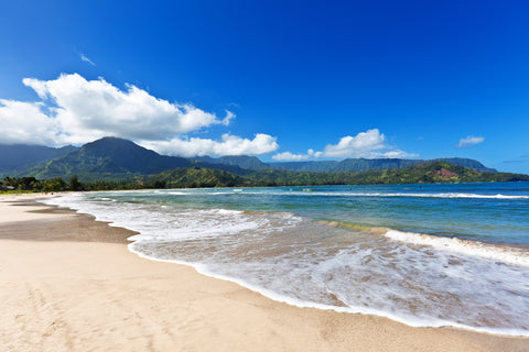 Hanalei Bay - Kauai's North Shore