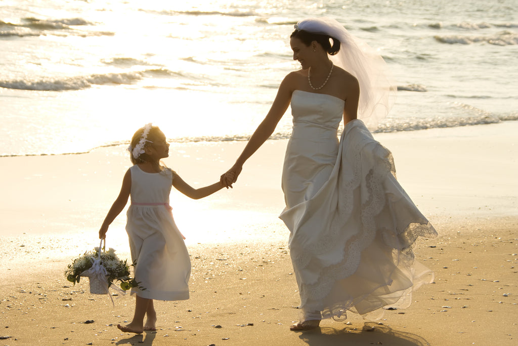 Flower Girl Package (Popular) | Hawaii Beach Weddings & Elopements | Married with Aloha, LLC